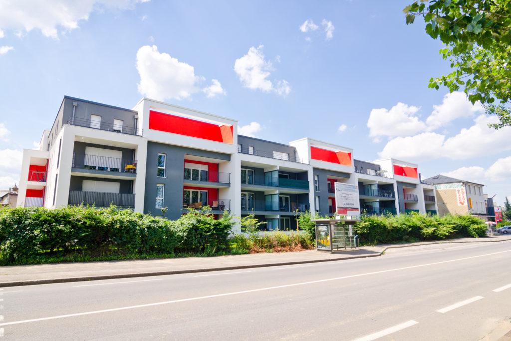 Photographe Metz Architecture Immeuble à Thionville