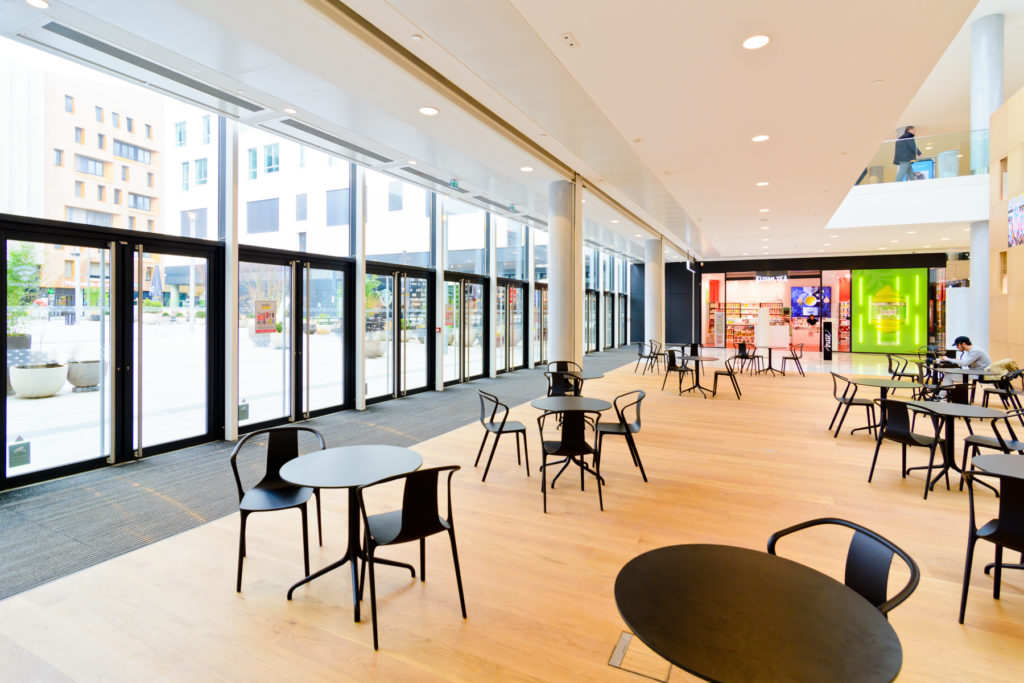 Photographe Metz Photographie Architecture Centre Commercial Muse