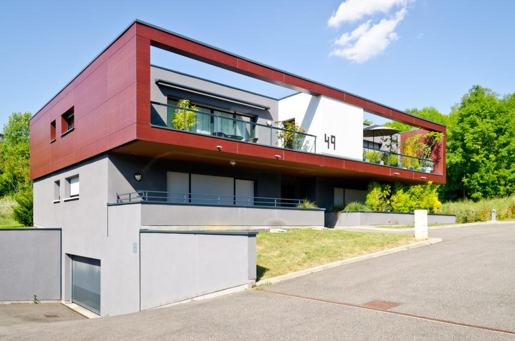 Photographe Metz Architecture Immeuble à Metz