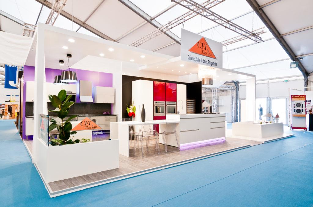 Photographe Metz Stand Salon Cuisine Salle de Bain