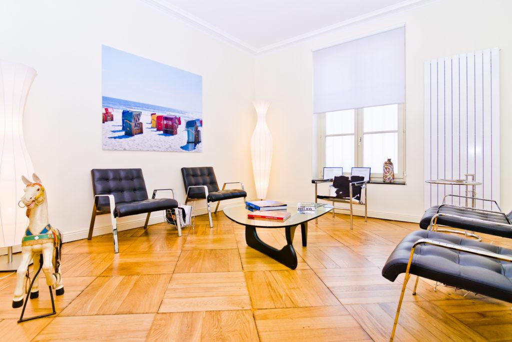 Photographe Metz Intérieur Salle d'attente Cabinet Dentaire Nancy