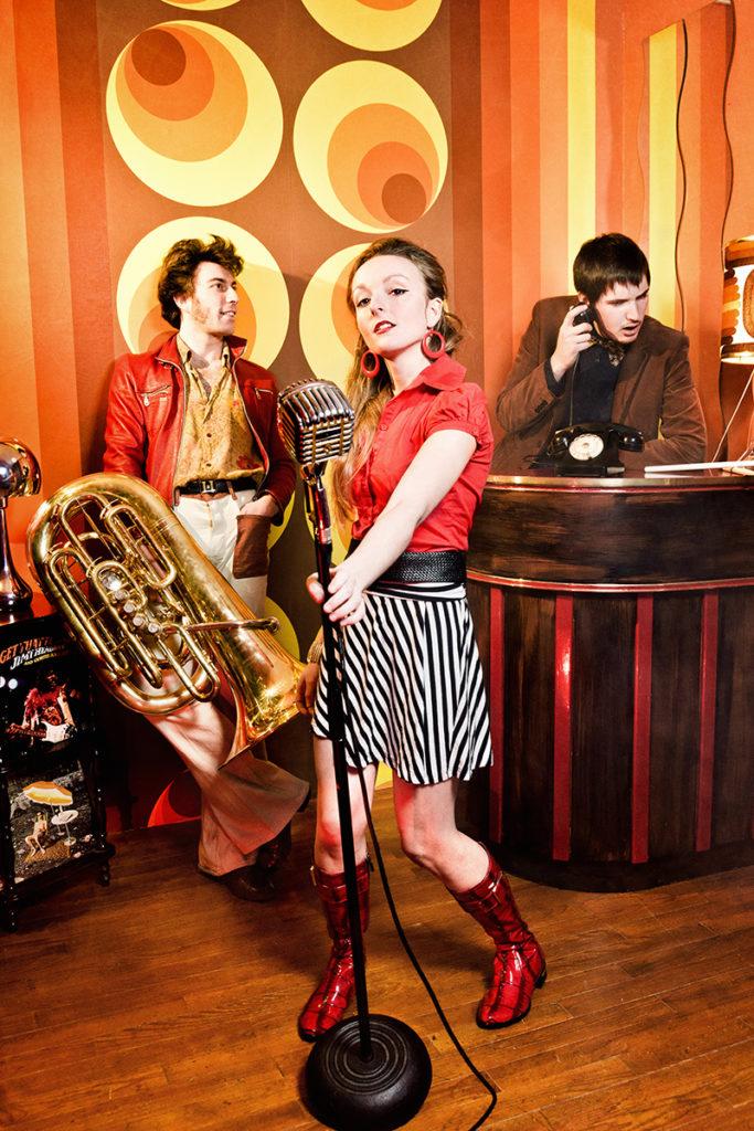 Photographe Metz Artistes Photo Promotionnelle Maria GodSinger